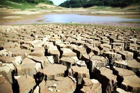 Brasil - Seca atual só ocorre a cada 3.378 anos