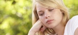 Depressão é a causa predominante de doença entre os adolescentes