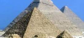 Cientistas explicam técnica de egípcios para construir pirâmides