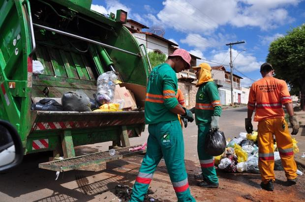 Montes Claros - Prefeitura coletou quase 80 mil toneladas de lixo desde o ano passado