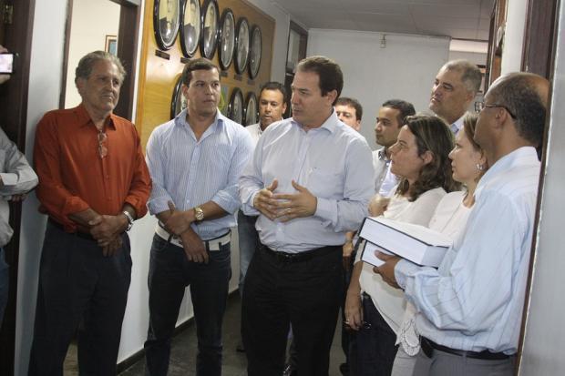 Montes Claros - Prefeito apresenta balanço de 2013 na Câmara Municipal