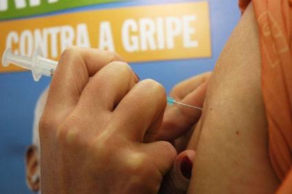 Saúde - Campanha de vacinação contra a gripe chega ao fim nesta semanaSaúde - Campanha de vacinação contra a gripe chega ao fim nesta semana