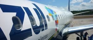 Brasil - Piloto freia avião na hora da decoBrasil - Piloto freia avião na hora da decolagem e evita colisãoagem e evita colisão