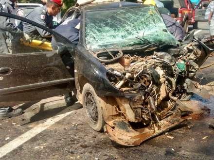 MG - PRF registra mais de 20 mortes nas estradas que cortam Minas durante feriado
