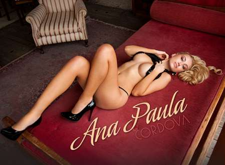 Super Gata do Dia - Ana Paula Cordova