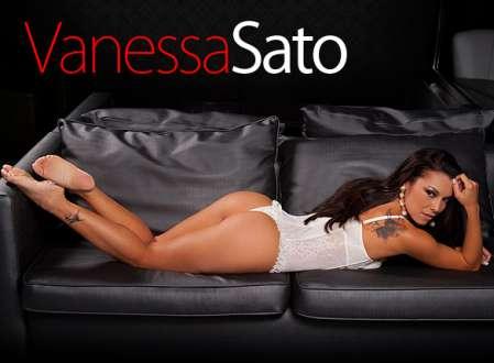 Super Gata do Dia - Vanessa Sato