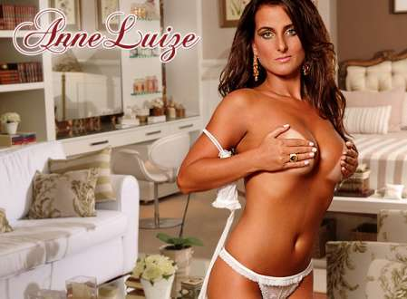 Super Gata do Dia – Anne Luize