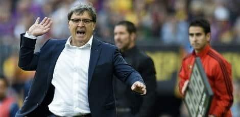 Nome mais cotado para assumir o clube na próxima temporada é o do ex-jogador Luis Enrique, atual técnico do Celta de Vigo