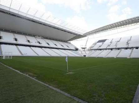 Estádio corintiano segue apresentado irregularidades nas arquibancadas provisórias