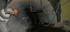 Ainda há mais de 200 mineiros presos dentro da mina