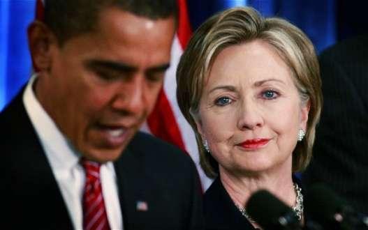 EUA - Obama diz que Hillary seria presidente muito eficiente