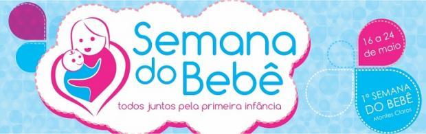 Montes Claros - Semana do Bebê começa nesta sexta