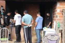 Norte de Minas - Em Rio Pardo de Minas, quatro pessoas da mesma família são encontrados carbonizados
