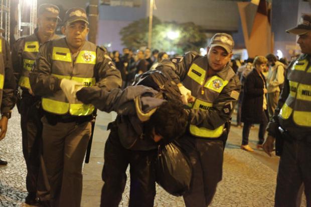 Brasil - Ao menos 50 pessoas são presas na Virada Cultural em São Paulo (Foto: Arquivo)Brasil - Ao menos 50 pessoas são presas na Virada Cultural em São Paulo (Foto: Arquivo)