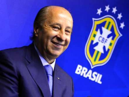Marco Polo del Nero, presidente eleito da CBF, e os demais dirigentes da Fifa se deram um aumento de 100% em suas remunerações no início do ano