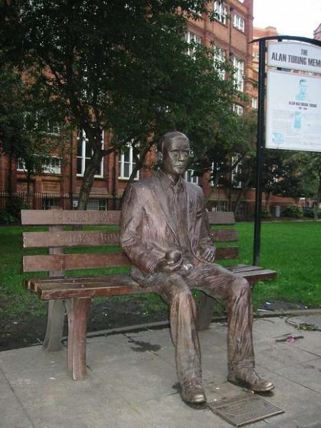 Teste foi idealizado pelo codificador Alan Turing para testar a inteligência artificial dos computadores