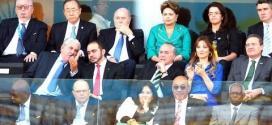 Copa 2014 - Dilma e Fifa voltam a ser hostilizados pela torcida em jogo da Copa