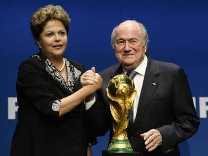 Copa 2014 - Para dirigentes da Fifa, Brasil não está pronto para Copa