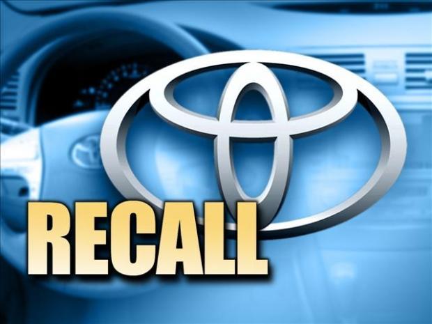 Motor - Toyota anuncia recall de 2,27 milhões de veículos por problema no airbag