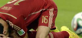 Campeã em 2010, Espanha foi eliminada logo na segunda rodada da fase de grupos