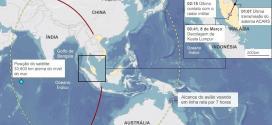 Ásia - Buscas por avião da Malaysia Airlines voltam a área descartada