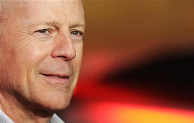 "Cinema - Bruce Willis filma ""Rock the Kasbah"" no Marrocos"
