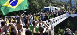 Copa 2014 - Seleção Brasileira se reapresenta no Rio para reta final da preparação
