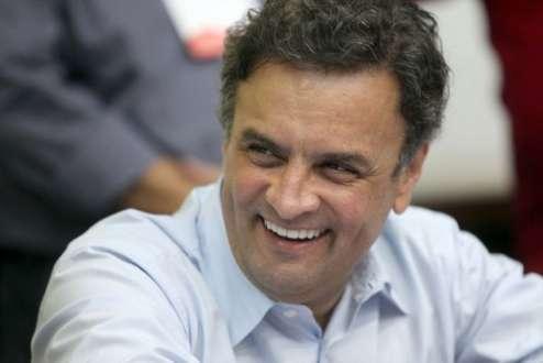 Eleições 2014 - DEM oficializa apoio à candidatura de Aécio Neves