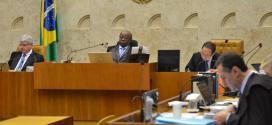 STF julga mudanças na composição da Câmara nesta quarta