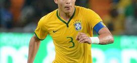 Copa 2014 - Thiago Silva avisa que Colômbia será adversário 'tão difícil quanto o Chile'