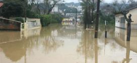 Brasil - Número de evacuados pelas chuvas no sul do Brasil sobe para seis mil