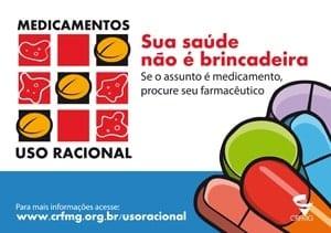 Montes Claros - Campanha estimula uso racional de medicamentos em Montes Claros