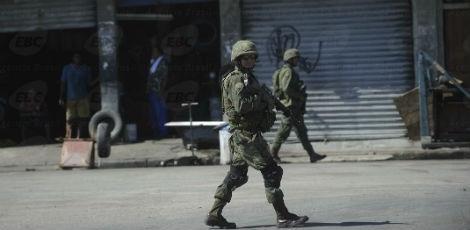 Homens das Forças Armadas ficarão atuando de maneira integrada, segundo o ministro da Justiça