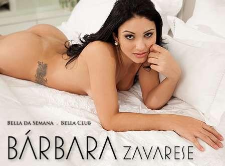 Super Gata do Dia - Bárbara Zavarese