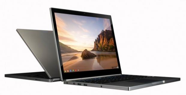 Chromebooks ainda em alta
