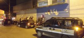 Montes Claros - Bingo clandestino é fechado no bairro São José - Foto: Alexandre Fonseca/G1