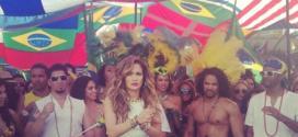 Apenas Cláudia Leitte e Pitbull se apresentarão na abertura do Mundial