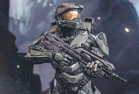 """""""Master Chief Collection"""" tem mais de cem mapas para o modo on-line no Xbox One e será lançado em novembro; nada de """"Halo 5"""", além de um curto trailer, foi apresentado na conferência"""