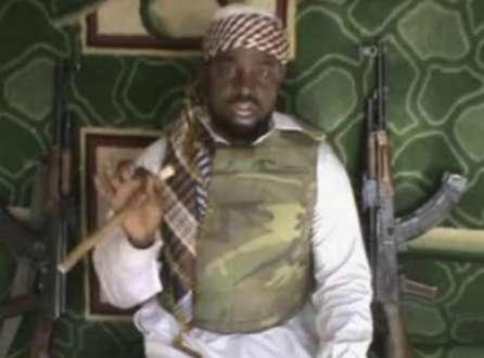 Imagem de 10 de janeiro de 2012 mostra o líder do grupo islâmico Boko Haram, Abubakar Shekau
