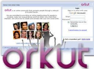 Orkut vai acabar e a data final é dia 31/12/2014