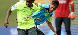 Copa 2014 - Felipão escala Ramires em amistoso contra Panamá