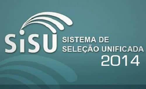 Educação - Inscrições para Sisu 2014 começam nesta segunda-feira