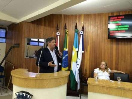 Montes Claros - Após um ano Deputado Estadual Carlos Pimenta vai receber medalha de Honra