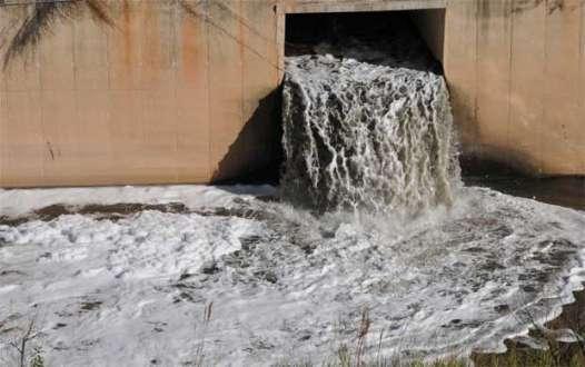 Montes Claros - Análise de laboratório confirma que COPASA continua poluindo o Rio Vieiras