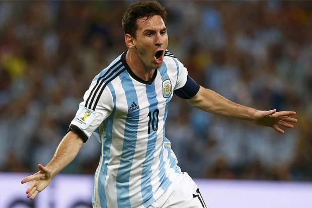 Copa 2014 - Messi encara decisão contra a Alemanha como o 'jogo de sua vida'