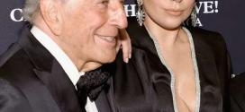 Lady Gaga e Tony Bennett lançaram o álbum Cheek To Cheek no Lincoln Center, em Nova York