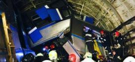 Este já é considerado um dos acidentes mais graves na história deste meio de transporte na capital russa
