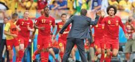 Copa 2014 - Bélgica vence EUA na prorrogação e encara Argentina nas quartas
