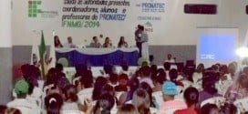 Norte de Minas - Iniciado em Itacarambi cursos do Pronatec