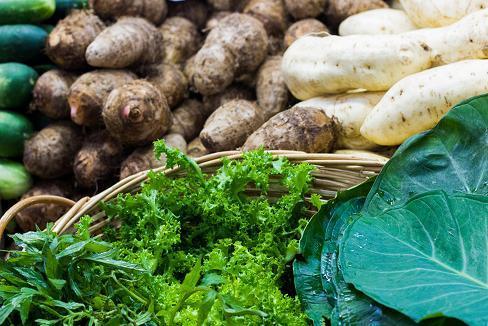 De volta à mesa - hortaliças não convencionais dão sabor à culinária mineira
